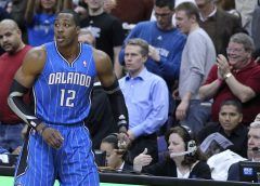 Dwight Howard Traded to the Brooklyn Nets