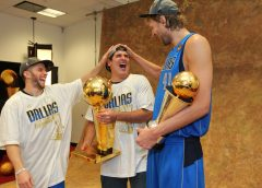 Dirk Nowitzki Agrees to One-Year Deal With Mavs
