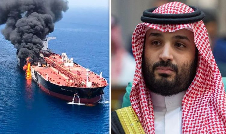 Saudi and Iran tanker attack