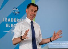 Jeremy Hunt has sworn a £6bn no-deal Brexit war chest to protect the livelihood of farmers and fishers.