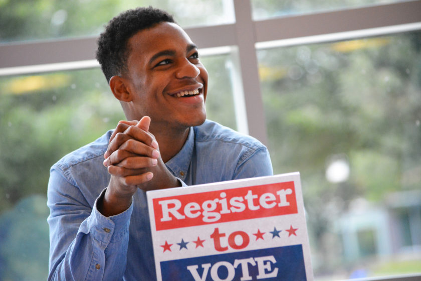 Twitter allows voter registration movements