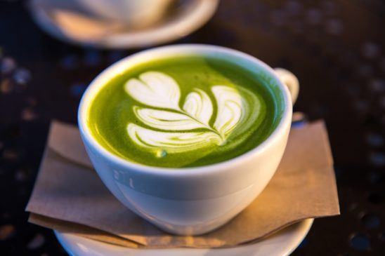 boost your immunity with green tea